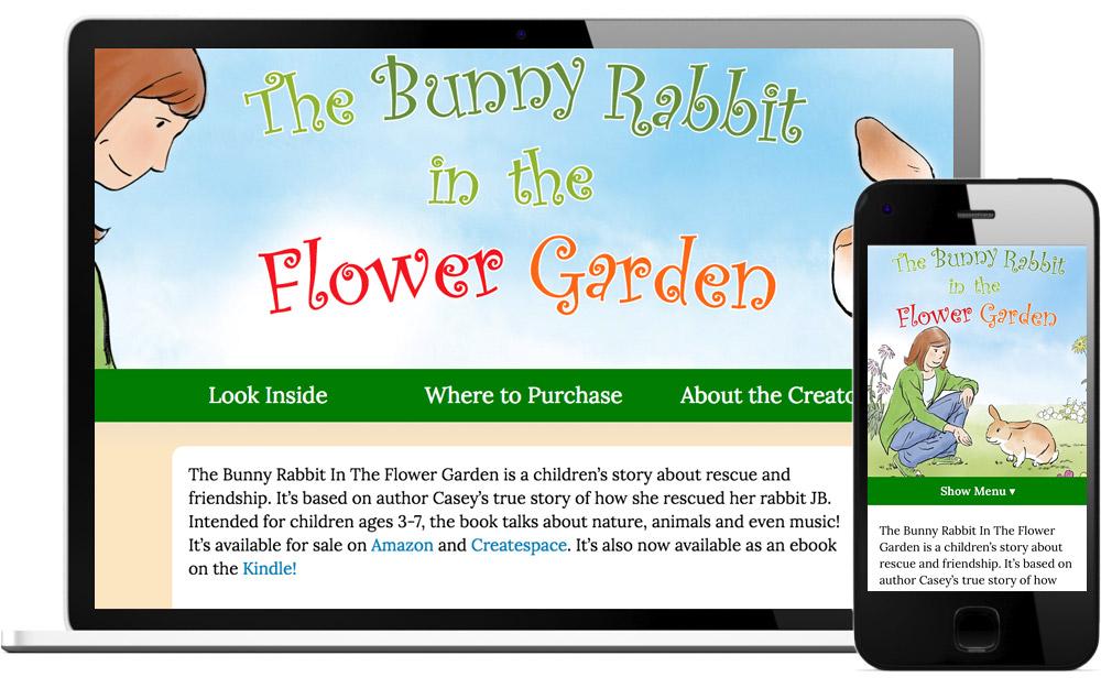 Main Image - Bunny Rabbit site