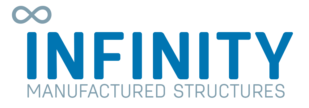 Main Image - Infinity Manufactured Structures logo