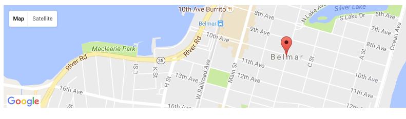 Google Maps screen shot