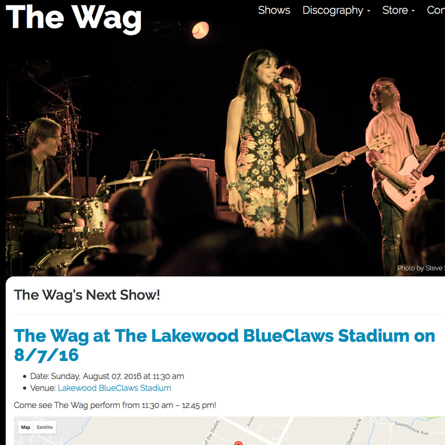 Featured Image - Wag site